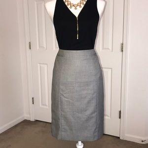 NWOT Classiques Entier Pencil Skirt